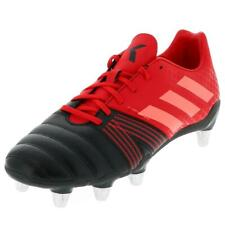Chaussures rugby Adidas Kakari sg rugby Rouge 56210 - Neuf