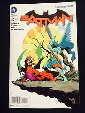 Batman 40 Endgame! NM Snyder And Capullo. Sold Out!