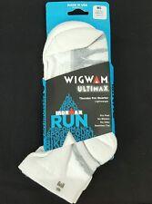 Wigwam Ironman Ultimax Thunder Pro Quarter Socks, Youth 1-5/ Women's 4.5-7 F6027