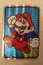 Vintage Mario Nintendo stickers /decals 10 sheets