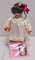 Melody Paradise Galleries Treasury Collection Porcelain Doll in Box