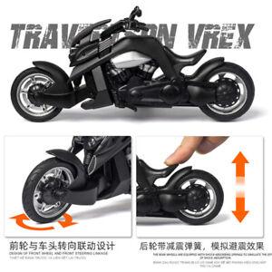 Yamaha alloy motorcycle model 1:12 acousto-optic shock absorber locomotive model