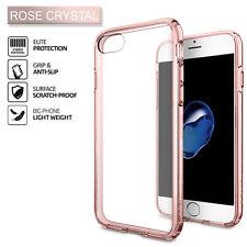 Spigen Ultra Hybrid Case for iPhone 7 Plus - Rose Crystal