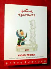 Yr 2016 Hallmark,Frosty Friends,#37 In Series