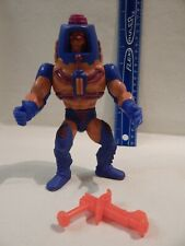 He-Man MOTU Masters / Universe MAN-E-FACES Loose Complete Stands