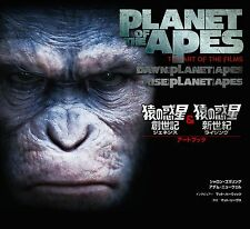 Planet of the Apes Genesis & Rising Art Book