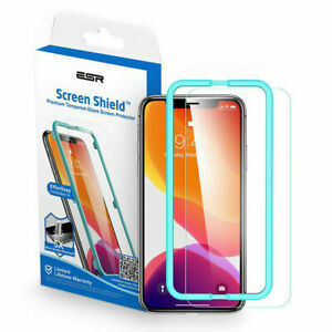 ESR Easy Install Tempered Glass Screen Protector for Apple iPhone 11 Pro - Clear