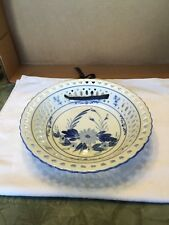 Home Decor Blue And White Decorative Bowl