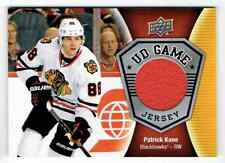 2016-17 UPPER DECK GAME JERSEYS PATRICK KANE JERSEY 1 COLOR CHICAGO BLACKHAWKS
