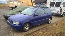 VW Polo 6n G-Kat Bj. 04/1999 Schlachtfest 50 PS Teileverkauf oder gesamt