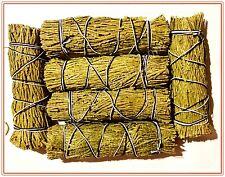 6 Cedar Sage Smudge Stick (Herb, House Cleansing Negativity Removal) Free Ship