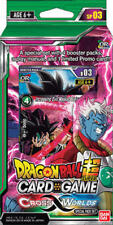 Dragon Ball Super Cross Worlds Special Pack Set SEALED & IN HAND!!