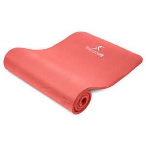 Extra Thick High-Density Foam Yoga and Pilates Mat w/ Free Mat Sling (1/2 inch)