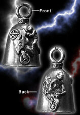 SPORT BIKE TRICKS Guardian® Bell Motorcycle - Harley Accessory HD Gremlin NEW
