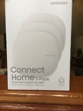 Samsung Connect Home Routers AC1300 Smart Wi-Fi System (3-Pack)