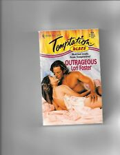 OUTRAGEOUS by Lori Foster (1997, Paperback)
