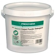 Prochem E779-04 Natural Carpet Powder Detergent 4kg X 2