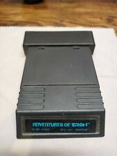 Atari 2600 Adventures of Tron Contacts Cleaned Not Tested FREE SHIPPING