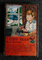 """Red Sovine """"Teddy Bear"""" 1976 Cassette"""
