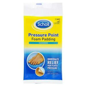 SCHOLL PRESSURE POINT FOAM PADDING - 1 SHEET