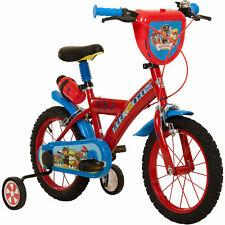 14 Zoll Kinderfahrrad Disney Paw Patrol Kinderrad Kinder ab 4 Jahre Fahrrad