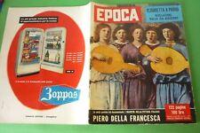 Période 1957 Caso Maldonado + Antonietta Stella + Piero La Francesca + Anita