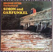 SIMON AND GARFUNKEL,BRIDGE OVER TROUBLED WATER,LP 33.VINYL EXCELLENT CONDITION