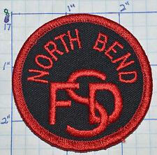 NEW JERSEY, SALEM FIRE DEPT, NORTH BEND COMPANY PATCH