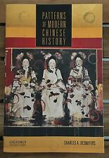 Patterns of Modern Chinese History by Charles A. Desnoyers (2016, Paperback)