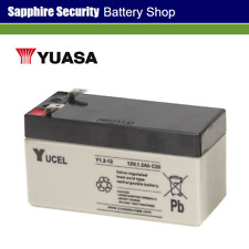 Yuasa Yucel 12v 1.2Ah Sealed Lead Acid / Valve Regulated Battery - Y1.2-12