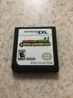 Mario & Luigi Bowser's Inside Story Nintendo DS Video Game Cartridge Only Tested