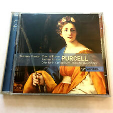 Henry Purcell – Odes For St. Cecilia's Day / Music For Queen Mary (2 x CD 1999)