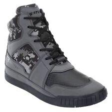 Bates E08811 Marauder Gray Digi Camo Motorcycle Boots Men's size 7