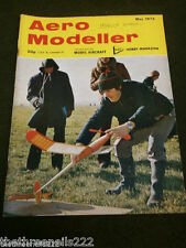 AERO MODELLER - MAY 1974 - DH 71 TIGER MOTH