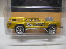 Hot Wheels Mint On Card Code 3 Gold Chase For Nationals 1 Of 1 Cruise Bruiser