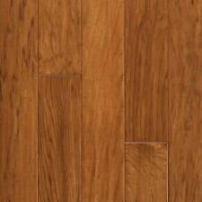 Hickory Caramel Engineered Click Lock Hardwood Flooring $1.99/SQFT Made In USA