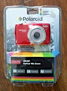Polaroid i20X29-RED-WM 20MP/10x Optical Zoom Camera
