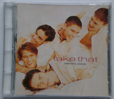 Take That - Robbie Williams, everything changes, CD