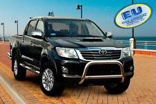 Toyota Hilux  2012 - 2016 A-BAR  CE APPROVED BULL BAR  PUSH BAR GRILL GUARD