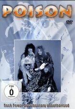 Poison - Rock Power Documentary ( Band Doku ) DVD NEU OVP