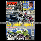 MOTO JOURNAL N°1359 KAWASAKI ZX-9R HONDA VTR 1000 SLR 650 SUZUKI 400 BURGMAN '99