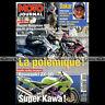 MOTO JOURNAL N°1359 KAWASAKI ZX9R HONDA VTR 1000 SLR 650 RALLYE PARIS-DAKAR 1999