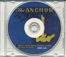 NTC Naval Recruit Training Anchor Company 1957 318 San Diego Boot Camp US NAVY
