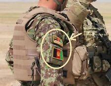 AFG-PAK JSOC ISAF WAR TROPHY vel©®Ø SSI COLLECTIONS: ANA COMMANDO 2-PATCH SET