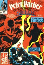 PETER PARKER  DE SPEKTAKULAIRE SPIDERMAN 059  - SIN-EATER IS TERUG 1 (1988)