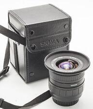 Sigma AF Zoom 18-35mm 18-35 mm 1:3.5-4.5 3.5-4.5 - Minolta AF Dynax / Sony A