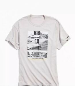 National Geographic x Parks Project FOREVER  Collage Tee
