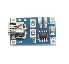 M172 5V mini USB 1A Lithium Battery Charging Board TP4056 Charger Module