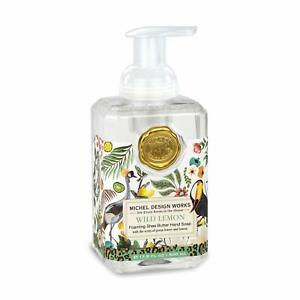 Michel Design Works Foaming Hand Soap, Wild Lemon (FOA356)
