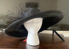 Vintage Jack Mcconnell Black hat for #Derby Or Church! Still Has Tags